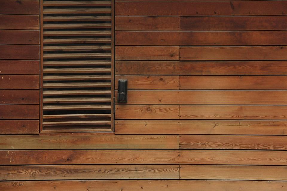 Window, Wood, Brown, Wooden Wall