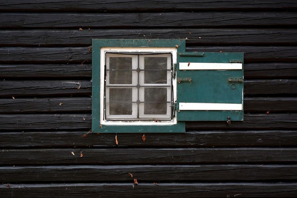 Window, Wood, Wooden Wall, Wooden Windows, Structure