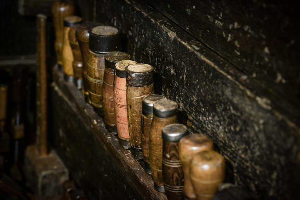Free Photo Woodworking Tools Carpenter Equipment Work Chisel