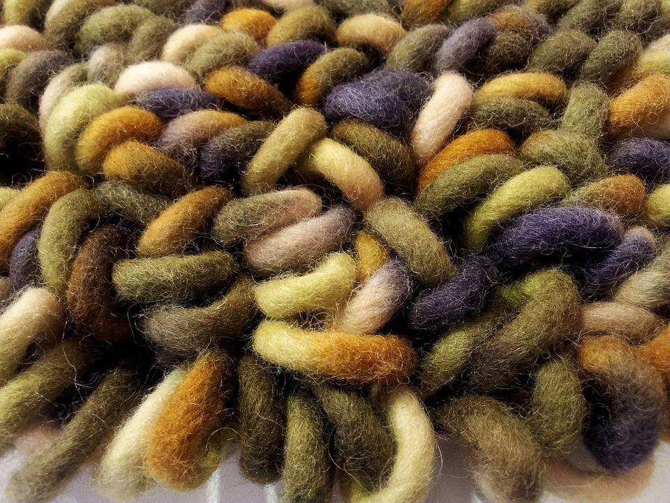 Wool, Dressing, Color, Soft