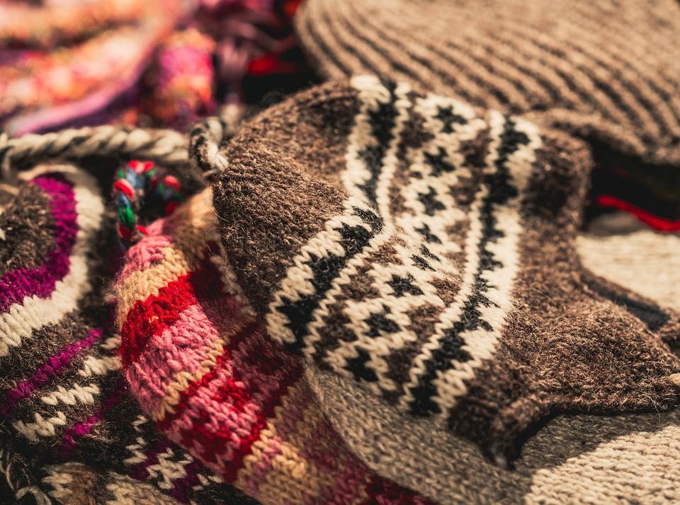 Cap, Heat, Winter, Warm, Knit Beanie Cap, Wool, Cold