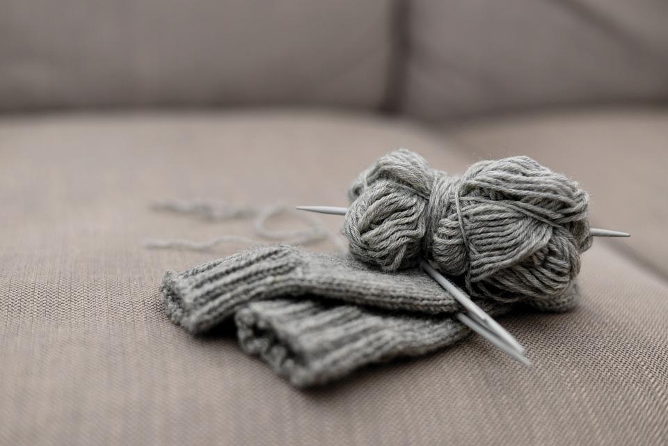 Wool, Knitting, Hand Labor, Knit, Hobby, Knitwear, Warm