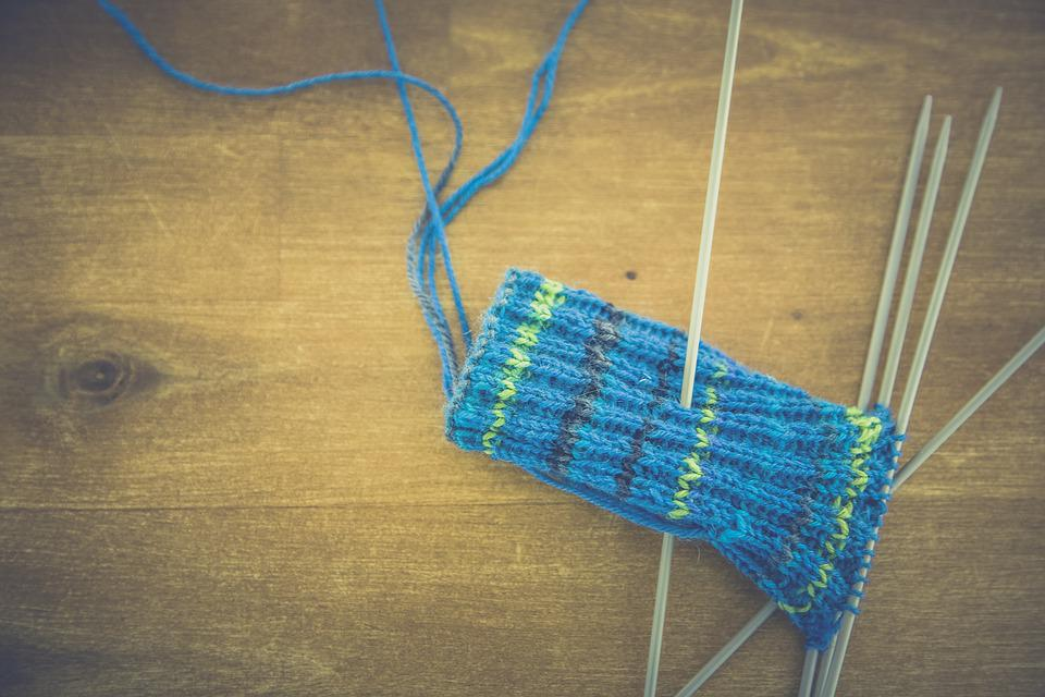 Knit, Wool, Hand Labor, Cat's Cradle, Structure