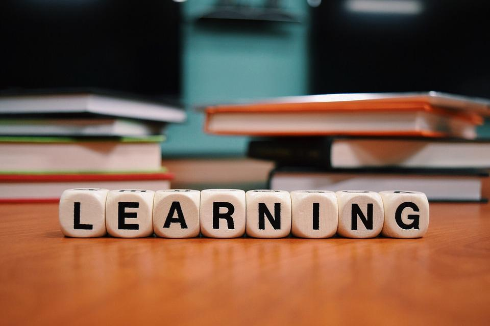 Learning, Education, Word, Letters