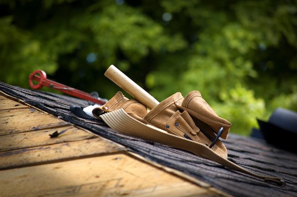 Tool Belt, Roof, Belt, Tool, Construction, Work, Worker