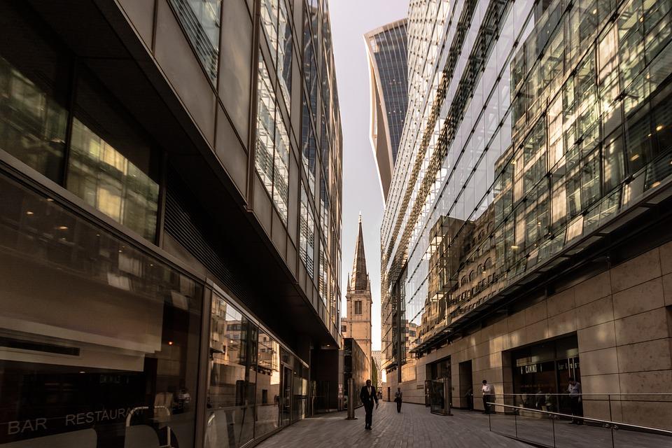 City, London, Work, Money, London City, England