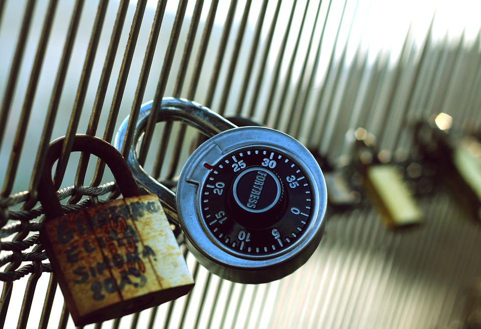 Lock, Business, Vintage, Equipment, Gear, Symbol, Work