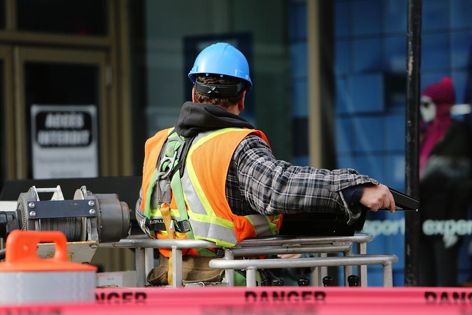 Construction Worker, Work, Worker, Man, Industry