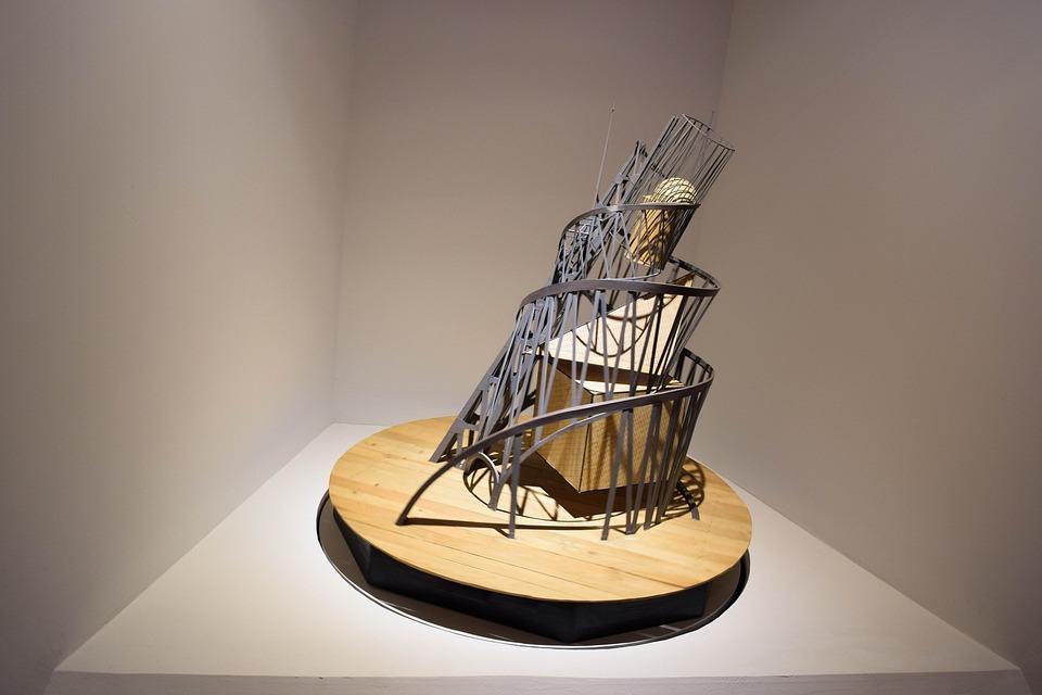 Art, Museum, Work, Vanguard, Architecture