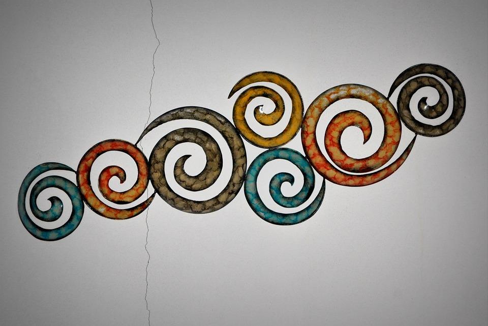 Tribal, Work Of Art, Circles