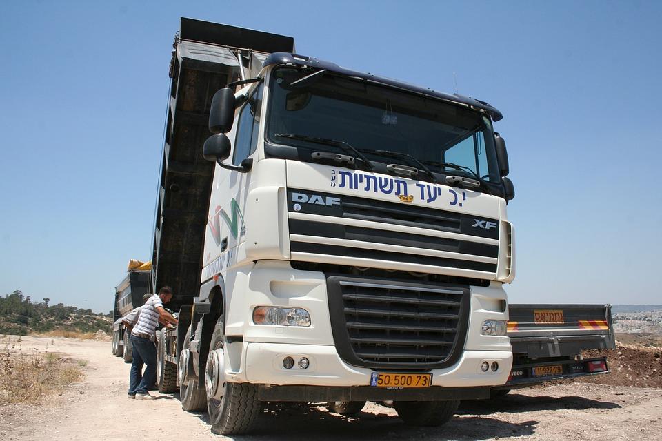 Transportation, Automotive, Truck, Car, Work