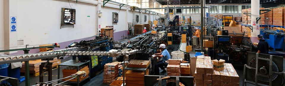 Factory, Worker, Industrial, Industry, Work