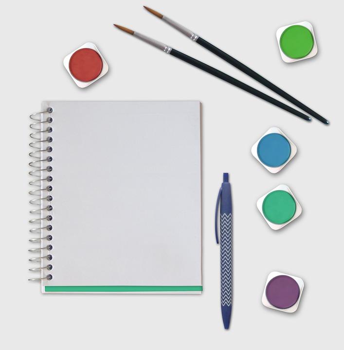 Workplace, Desk, Work, Notepad, Office, Communication
