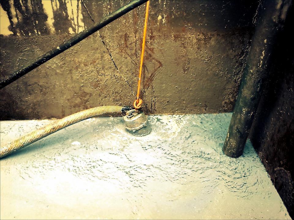 White Water, Motor, Works, Cement, Vibrator, Concrete