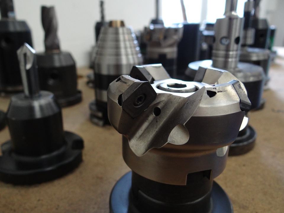 Machining, Drill, Chuck, Auger, Workshop, Drilling