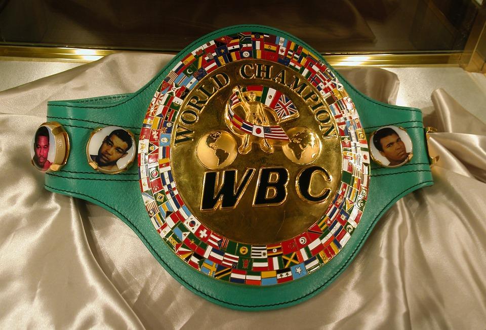 Sport History, World Boxing Council, Championship Belt