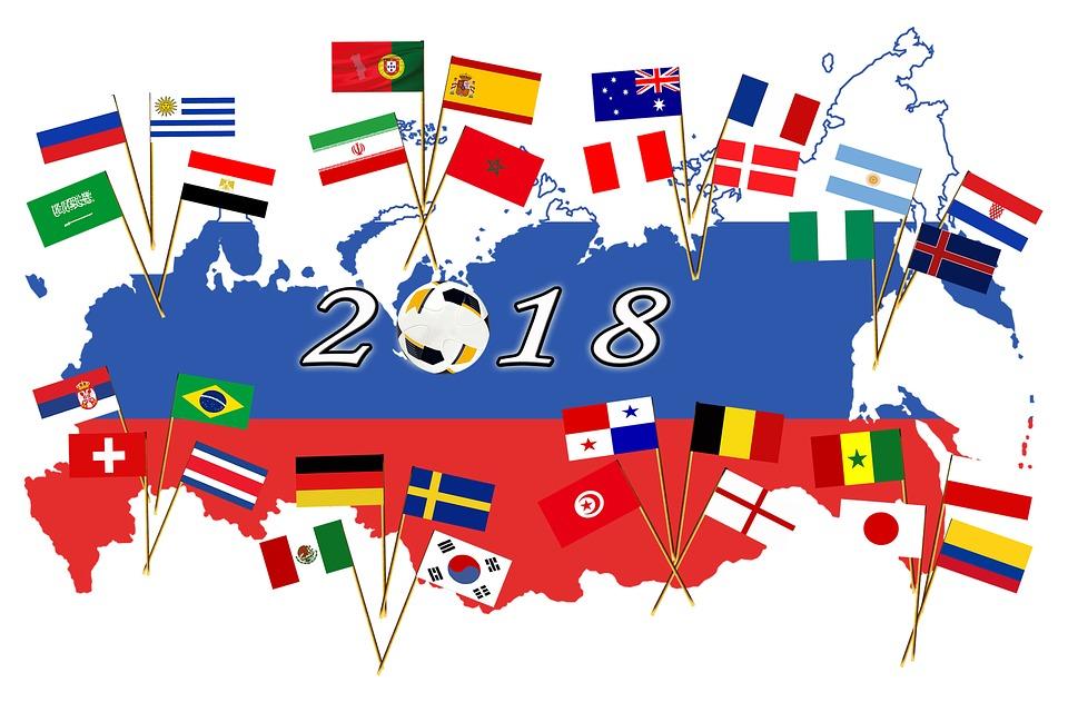 Free photo World Cup 2018 Football Russia World ...