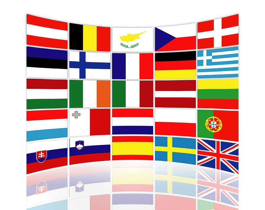Flags, Brexit, World, European, World Flags, Country