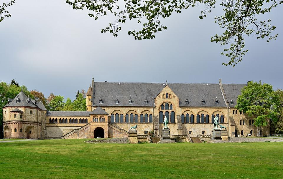 Monument, World Heritage, Goslar, Imperial Palace