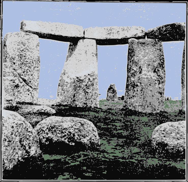 Druid, Monument, Old, Stonehenge, Stones, World