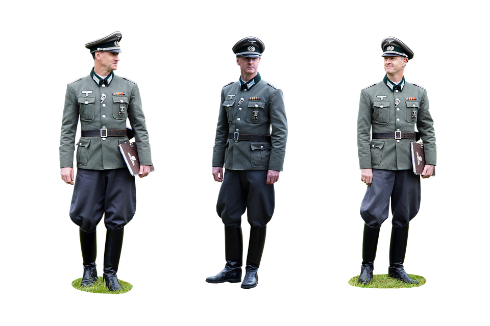 Military Officer, Army Officer, World War, World War 2