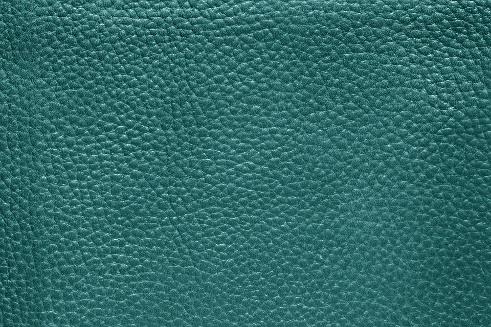 Leather, Turquoise, Worn, Texture, Antique, Backgrounds