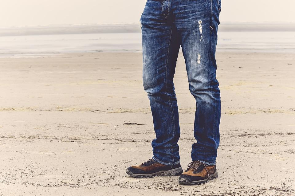 Jeans, Pants, Style, Man, Worn, Clothing, Casual