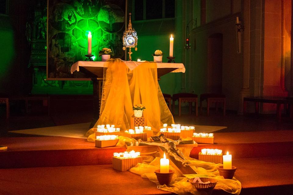 Worship, Body Of Christ, Monstrance, Pray, Christ