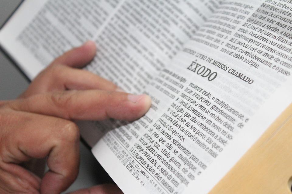 Reading, Bible, Worship