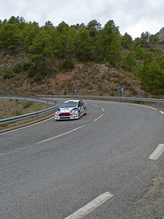 Rally Catalunya, Wrc, Ford Focus