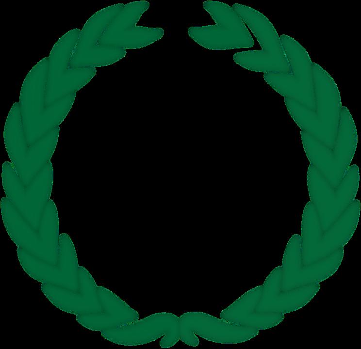 Wreath, Winner, Champion, Competition, Glory, Success