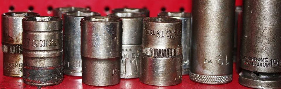 Workshop, Tool, Allen, Wrench, Towers, Metal, Craft