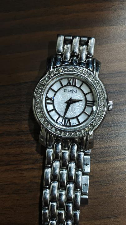Time, Wristwatch, Watch, Timepiece, Swiss Made, Ticking