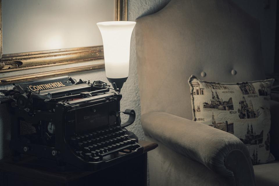 Typewriter, Technology, Write, Letters, Communication
