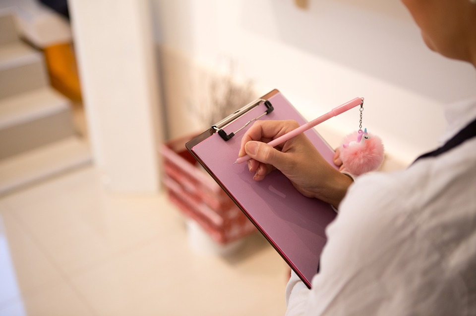 Writing, Pencil, Note, Shop, Pink, Seller, Paper