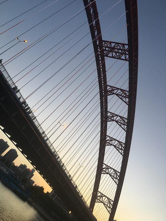 Wuhan, Yangtze River, Yangtze River Bridge