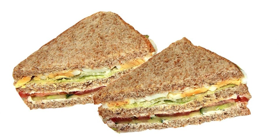 Sandwich, Snack, Toast, Wurstbrot, Food, Eat, Edible