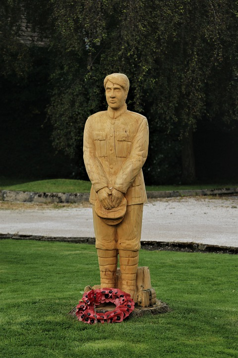 Remembrance Day, Soldier, Memorial, Veteran, Ww1