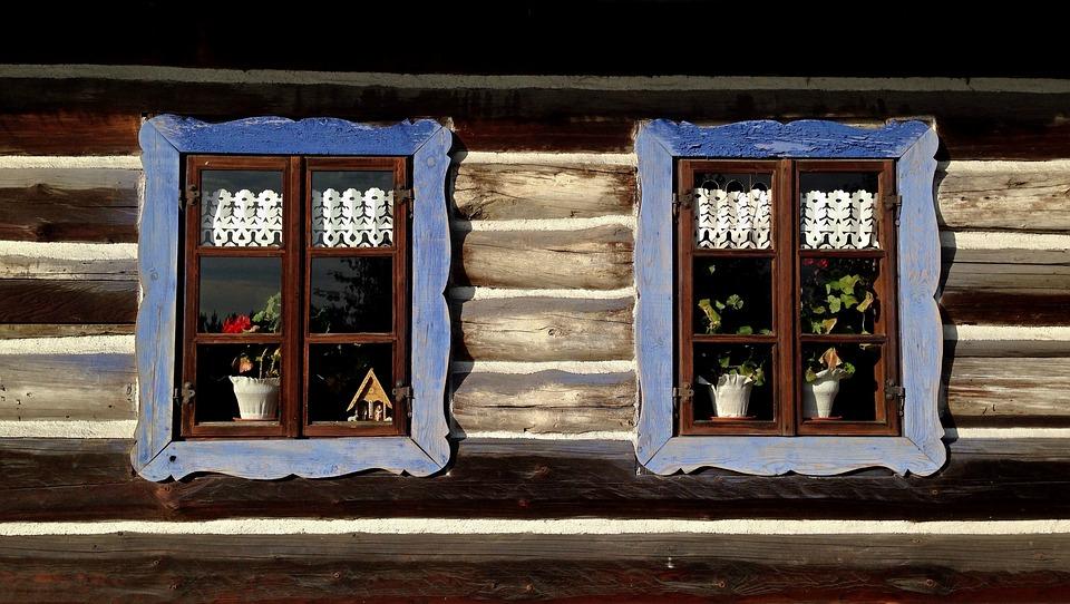 Wygiełzów Silesian Voivodeship, Poland, Open Air Museum
