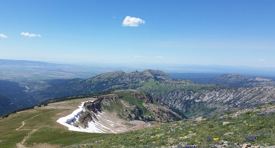 Teton, Idaho, Wyoming, Hiking, Nature, Mountains