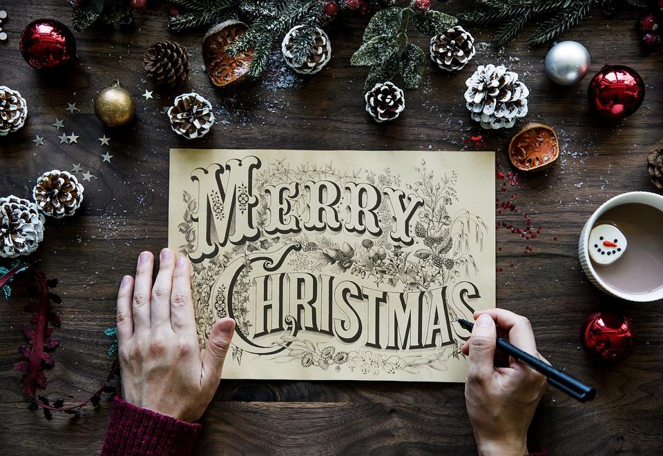 Merry Christmas, Christmas, Xmas, Conceptual