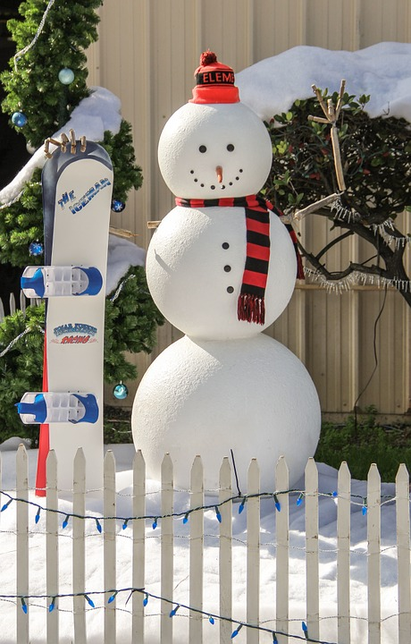 Snowman, Snow, Christmas, Winter, Holiday, Season, Xmas