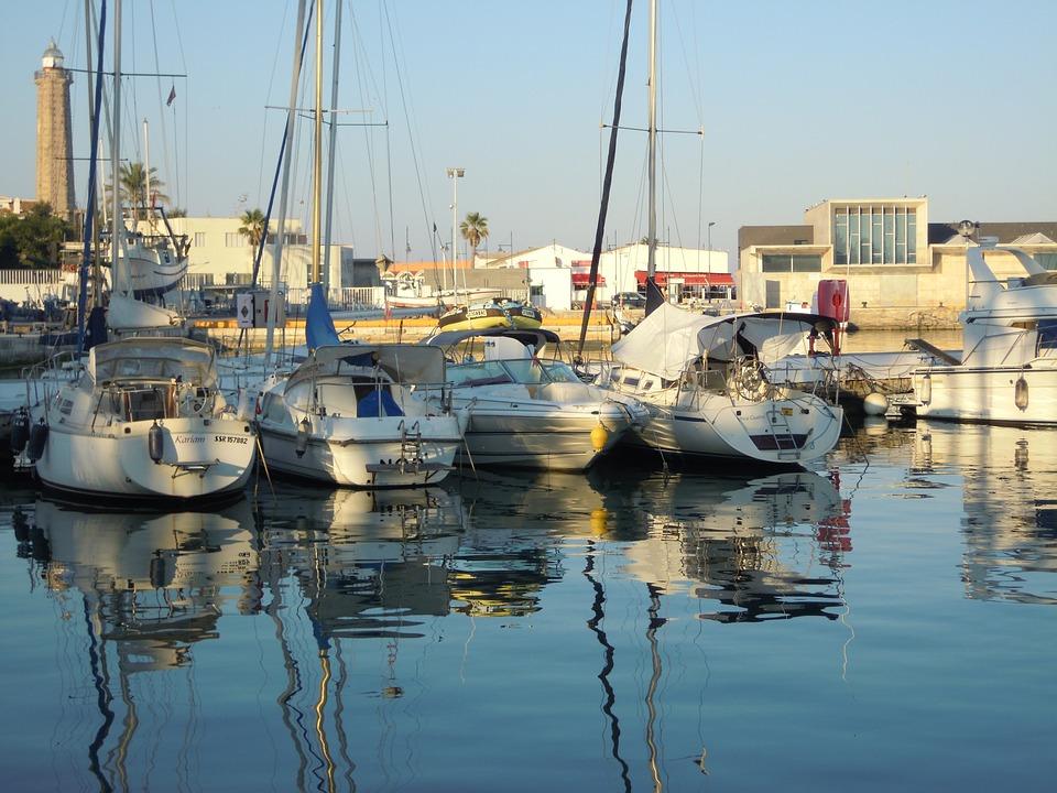 Body Of Water, Yacht, Sea, Marina