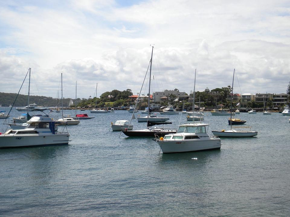 Yacht, Marina, Sea, Water, Harbor