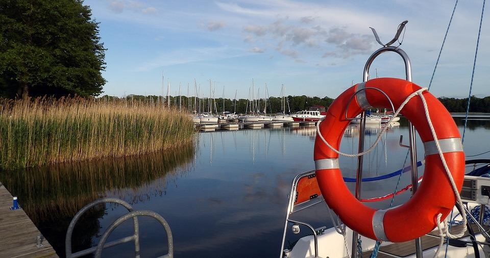Mazury, Poland, Lake, Yacht, Sailing Boat, Ship, Marina