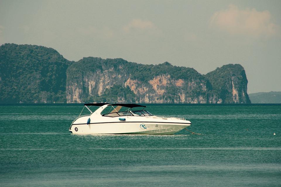 Sea, Boot, Thailand, Water, Ship, Ocean, Travel, Yacht