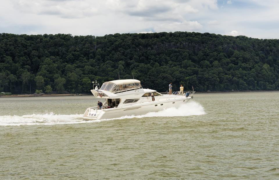 Boat, Ship, Yacht, River, Vessel, Transport, Water