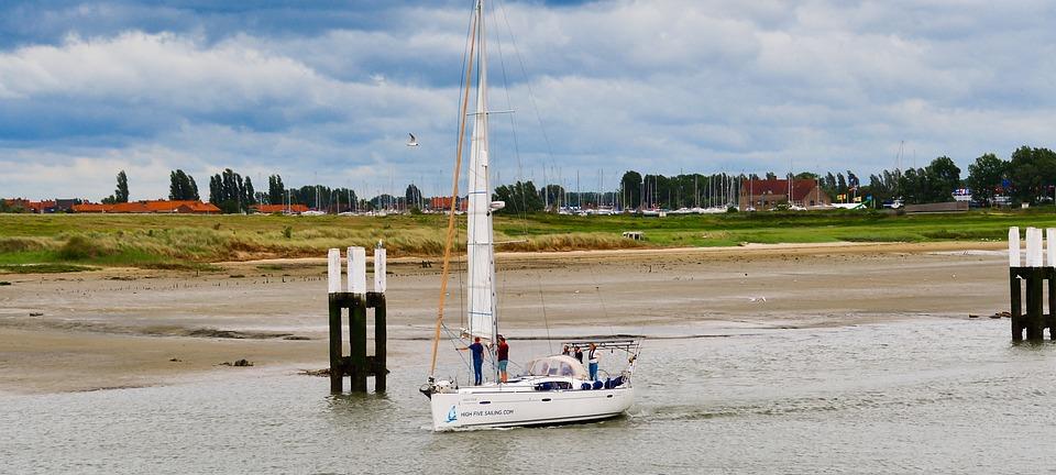 Sailboat, Vessel, Yachting, Hobby, Captain, Sailing
