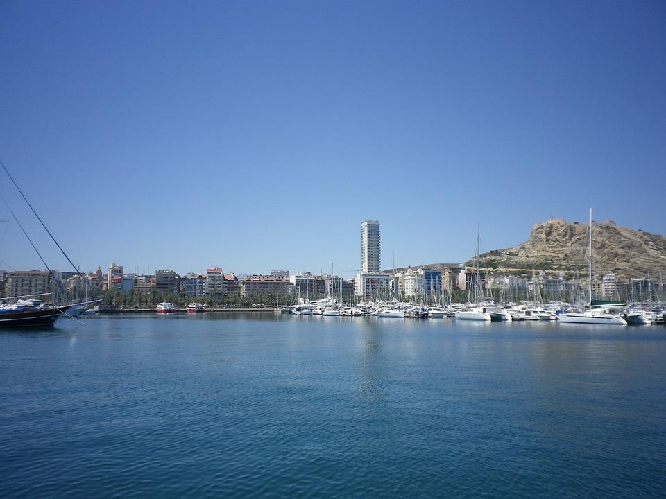 Port, Yachts, Boat, Spring