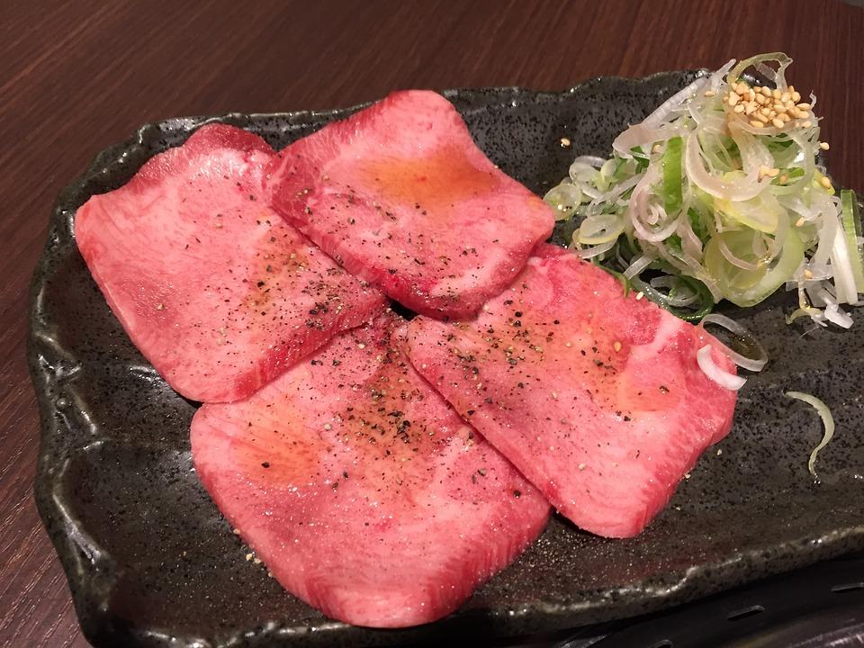 Yakiniku, Beef, Japanese, Japan, Fresh, Gourmet